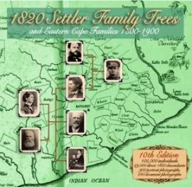 1820 Settler Families