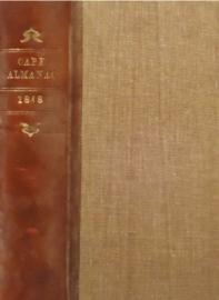 1848 Cape Almanac
