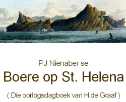 Die Boere op St Helena