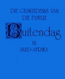 Die familie Buitendag in Suid-Afrika