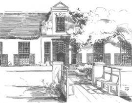 The Old Cape Colony - her men and houses