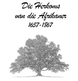 Die herkoms van die Afrikaner 1657-1867