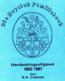 Die Heystek familieboek 1862-1987