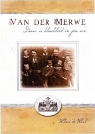 Van der Merwe - Daar is blou bloed in jou are